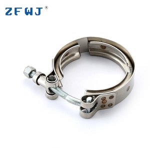 High quality custom preservative standard stainless steel strong hose pipe clamp