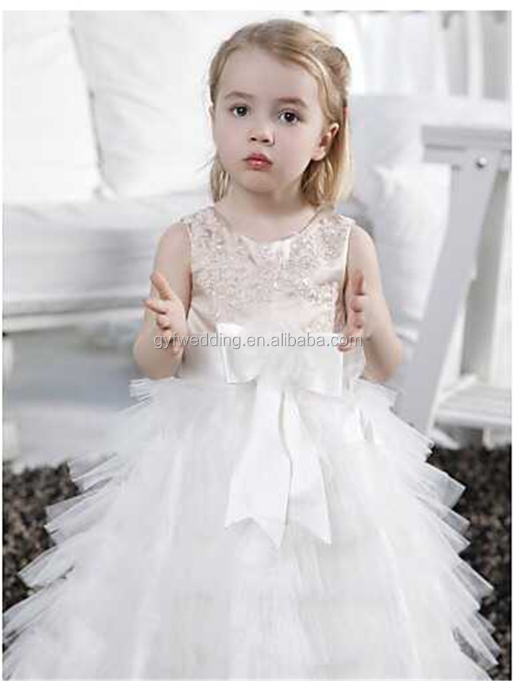 c70c2f7b09c Korean Fashion Girl Style Dresses Oganza Long Baby 1 year old Party Flowers  Girl Dress Pattern