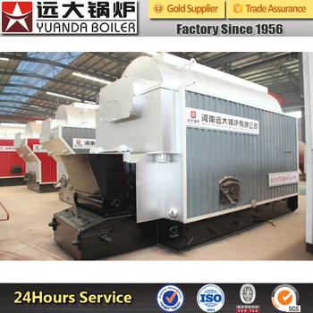 Automatic Feeding Coal Hot Water Boiler Used In Sugar Factory - Buy ...