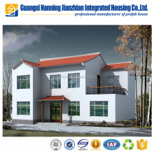 EU Standard Modular Prefab House Plan for Construction Prefabricated House