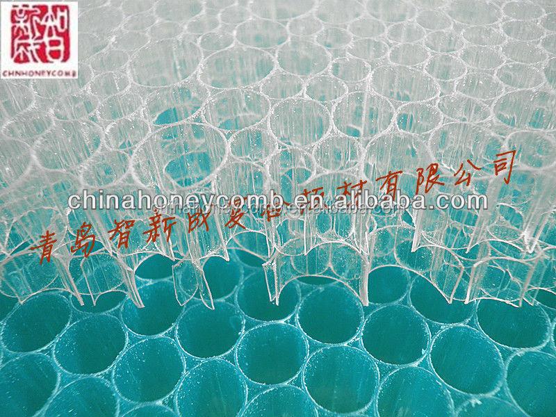 en plastique recycl polycarbonate nid d 39 abeille carte panneau construction galerie salle. Black Bedroom Furniture Sets. Home Design Ideas
