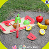 wholesale baby wooden play food set fashion kids wooden play food set popular children wooden play food set W10B111