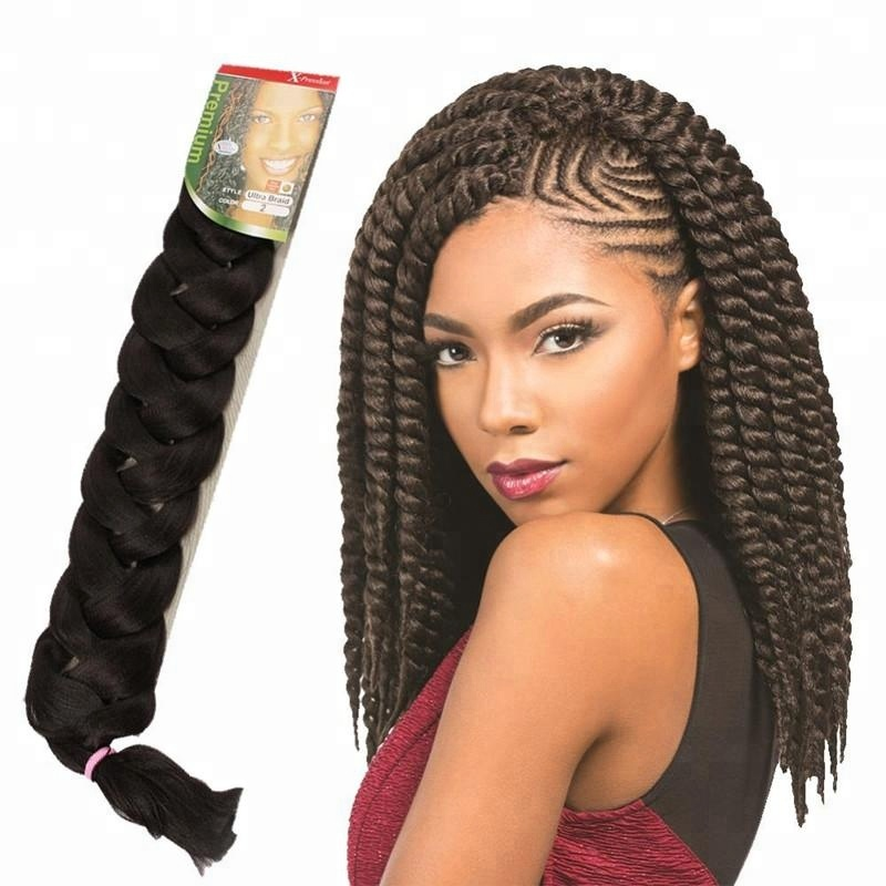 165g 82inch Synthetic Box braid Expression jumbo Braiding Hair