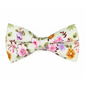 2016 New Arrival Bow Tie Floral Casual Tie Floret Cravat Fashion Men s Cotton Bow Tie