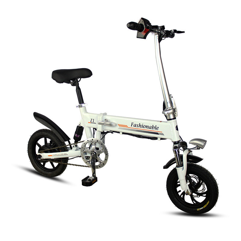 <strong>Fold</strong> Up Frame EEC Lower Price Portable Electric Bike With Hidden Battery In The Philippines