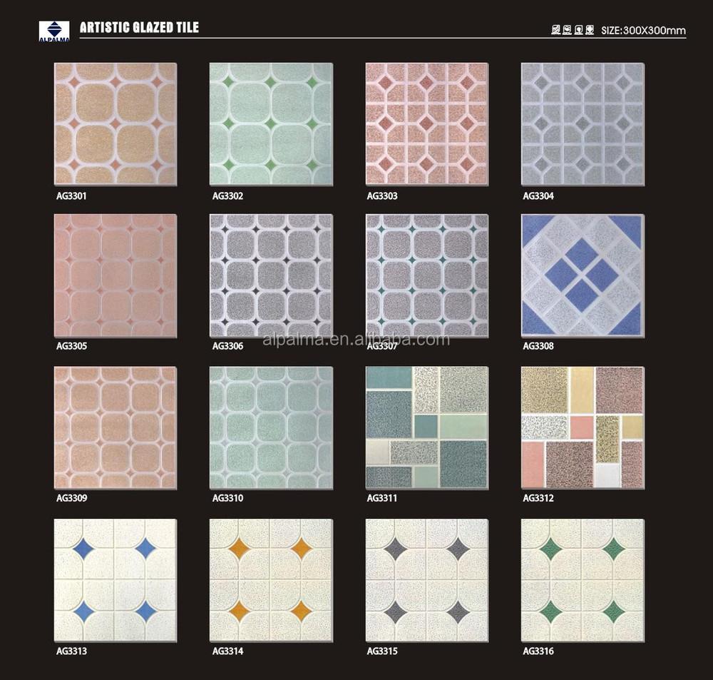 Top quality pool tile bathroom tiles design 3x3 ceramic for Bathroom design 3x3