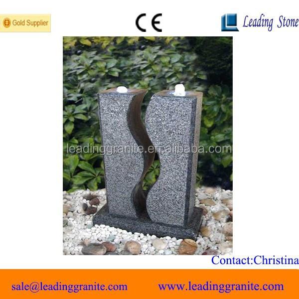 Fontane da giardino in pietra naturale, fabbrica di acqua fontana ...