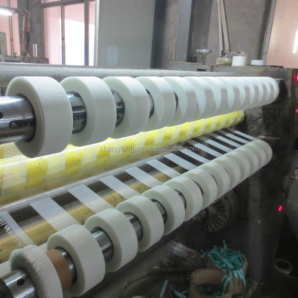 Fibra de vidrio cinta para juntas para paneles de yeso for Paneles de fibra de vidrio