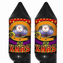 "HOT 2.5"" Christmas Rocket Fireworks For Wholesale"