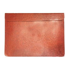 Luxe Leather Envelop Map <span class=keywords><strong>Mannen</strong></span> Clutch Portfolio