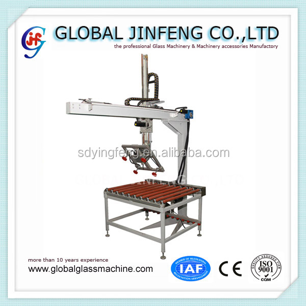 JFWSP-1010 Portal Frame loading and unloading table glass cutting machinery