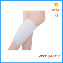 (OEM/ODM Factory)Basketball Sport Compression Calf Stretch Brace Thigh Skin Protect Leg Sleeve