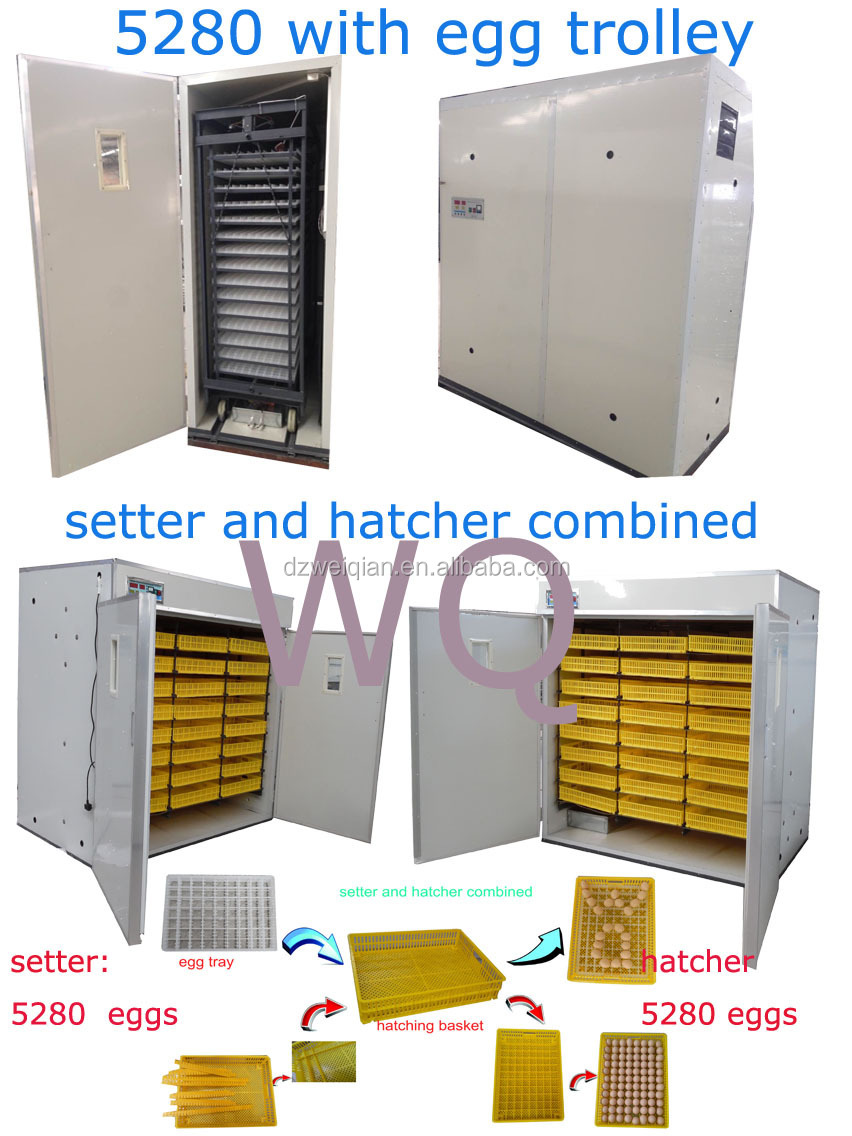 automatic industrial egg incubators for chicken eggs 5280