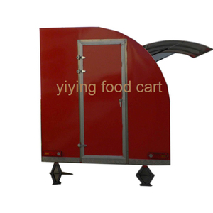 YY-FS290 Shanghai YiYing electric mobile food truck mobile coffee kiosk for sale