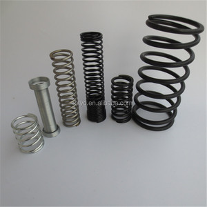 Stainless steel Compression Loaded Coil Forming Extension Spiral Spring Manufacturer