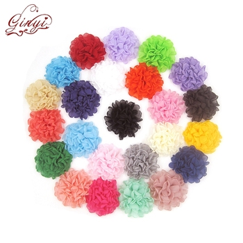Best Price Fabric Baby Flower Hair Clip