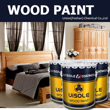 Scratch Resistance High Glossy Polyester And Polyurethane Wooden Furniture Paint