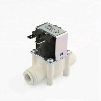 JL003 on sale hot selling 2 way normal close water solenoid valve 24v