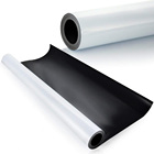 Isotropic magnetic whiteboard roll