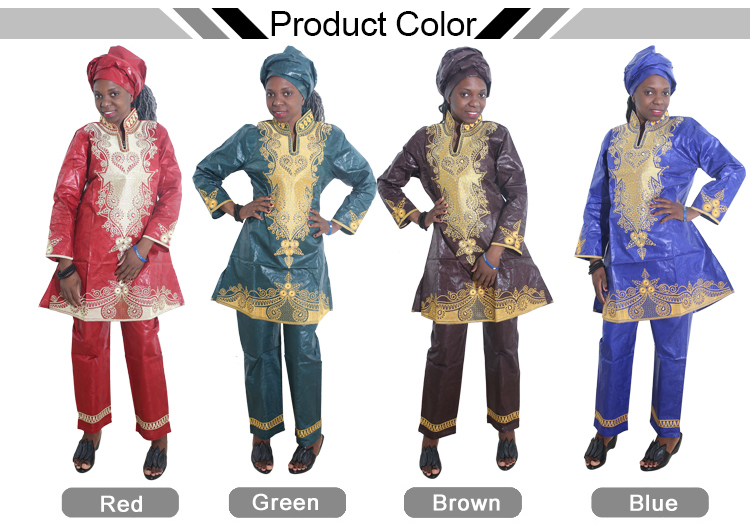 68547dcb721df H & D Product Design GuangZhou Women Clothes Girls Dresses Clothing African  Traditional Wear For Wholesale