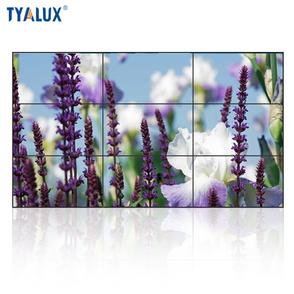 With SAMSUNG LG Panel Narrow Bezel Video Wall / LCD Screen Panel 42 Inch With 1920X1080 Resolution