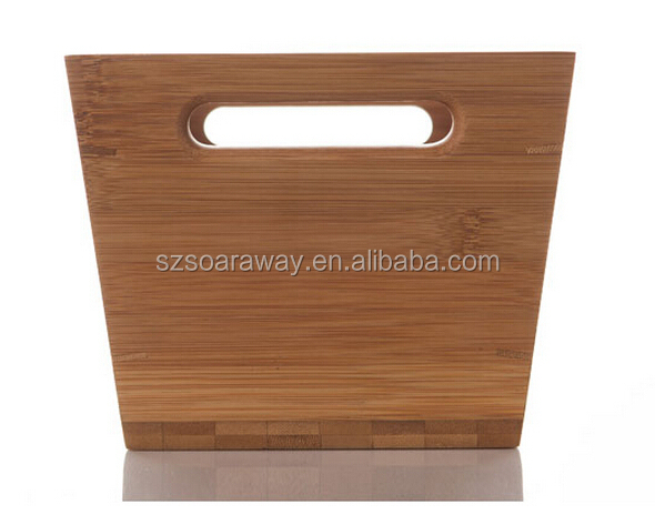 Bamboo Fruits Plates Storage Box Kitchen Cabinets Design ...