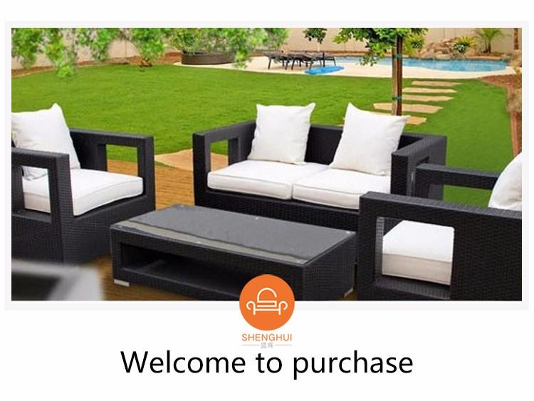 2018 Best Quality Modern Rattan Patio Sofa Sets Alibaba ...