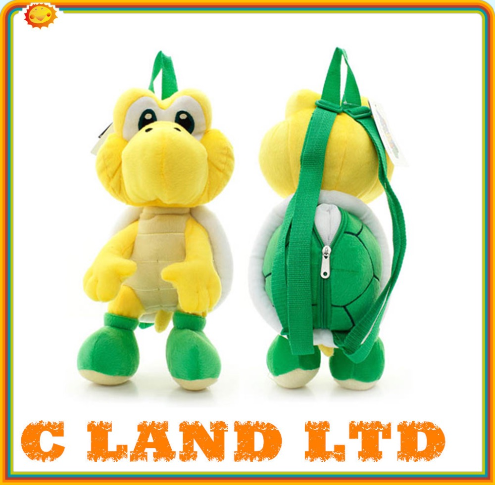 China Manufacturer Kids Plush Bags Wholesale turtle Plush Backpack