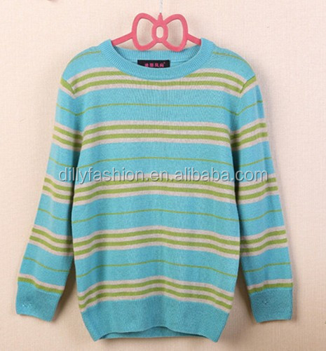 2015 kasmir wol rajutan sweater anak-anak fashion
