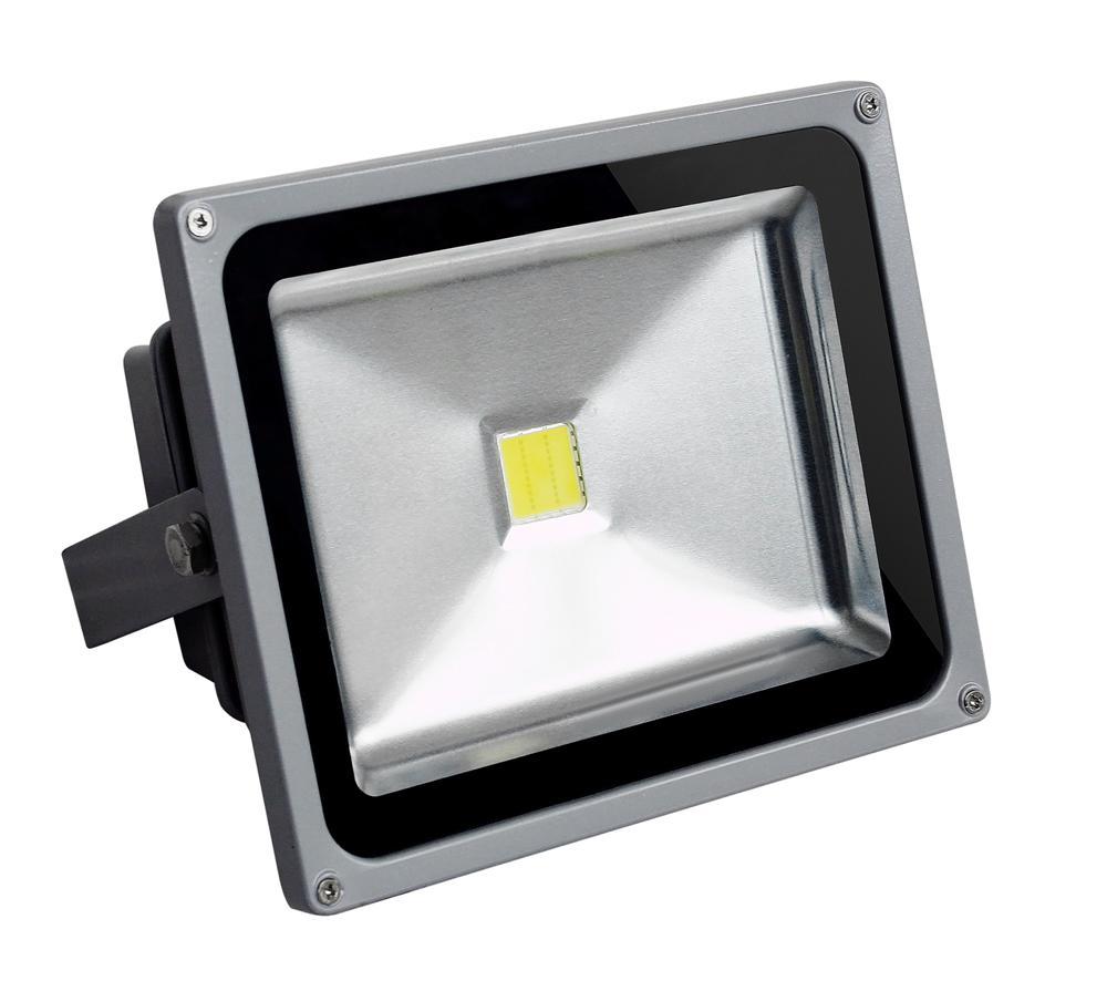 Ac85-265v 10w 20w 30w 50w Rgb Led Flood Light Led Luminaire Projector Outdoor Lamp With Remote Control Floodlights Outdoor Lighting