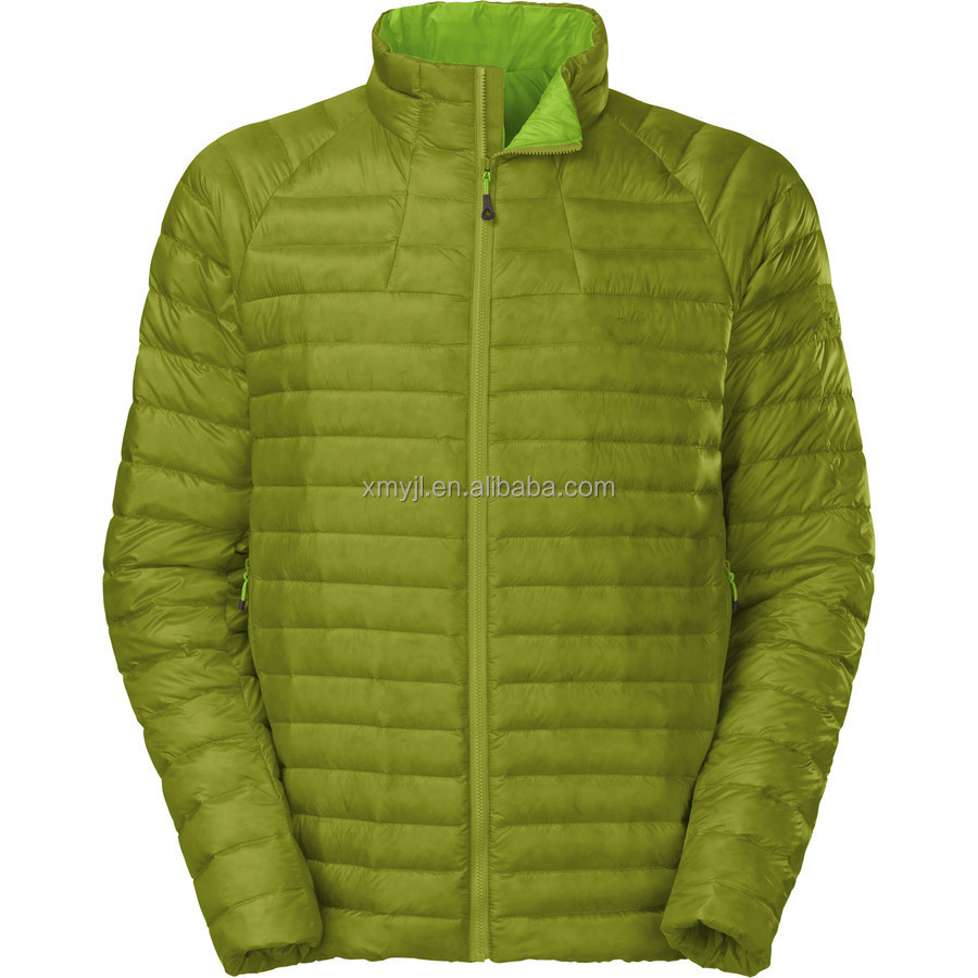 Outdoor Ultra Light Mens Down Jacket Duck Down Feather Jaket For ...