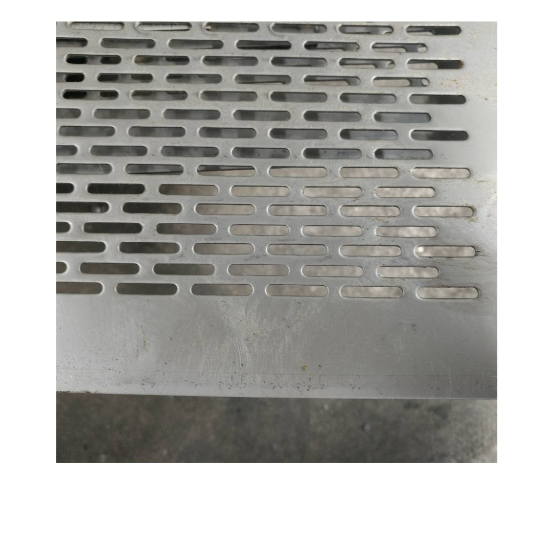 Decorative metal perforated sheets slotted hole expanded metal mesh high quality metal mesh panels