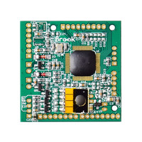 Brook Fight Board Fighting DIY Kit Turbo Rapid Fire Function in Breakout Board for PC for PS3 for PS4
