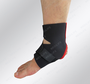 Foot Ankle Protection Support, Moisture Absorbent And Sweating Sports Exercise Protective Gear Tools