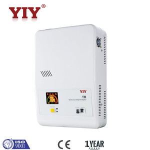 Ac voltage stabilizer avr 5000v relay type wall mount voltage regulator/power stabilizer for freezer/refrigerator