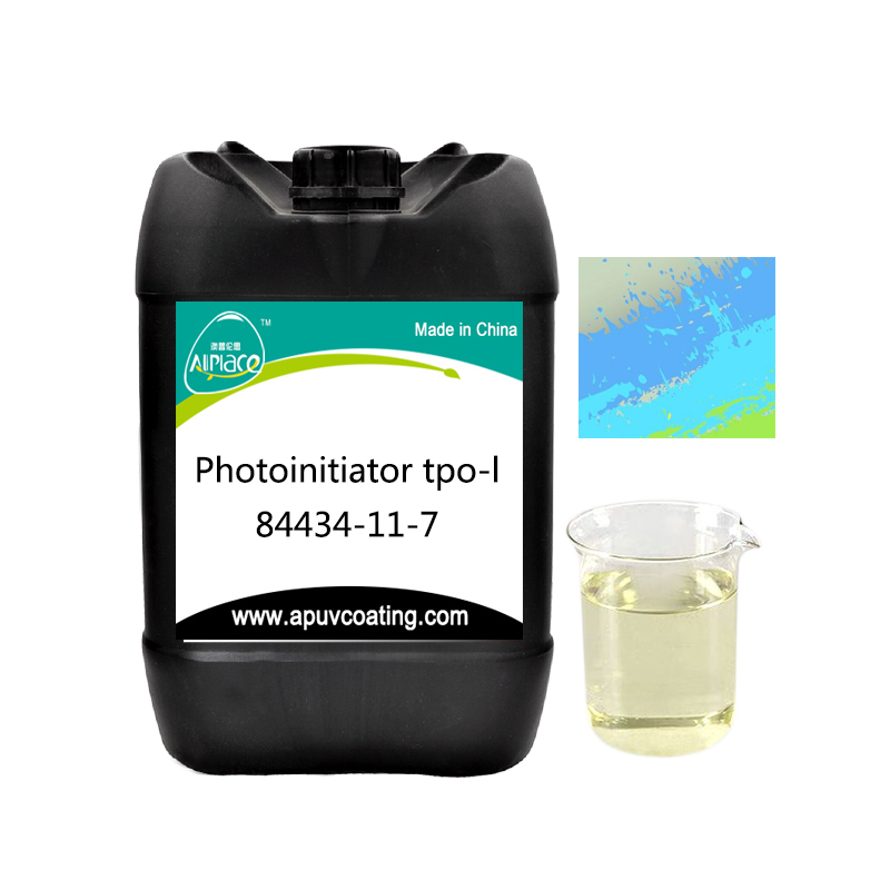 Photoinitiator 1173 2-Hydroxy-2-methylpropiophenone 7473-98-5 Photoinitiator HMPP