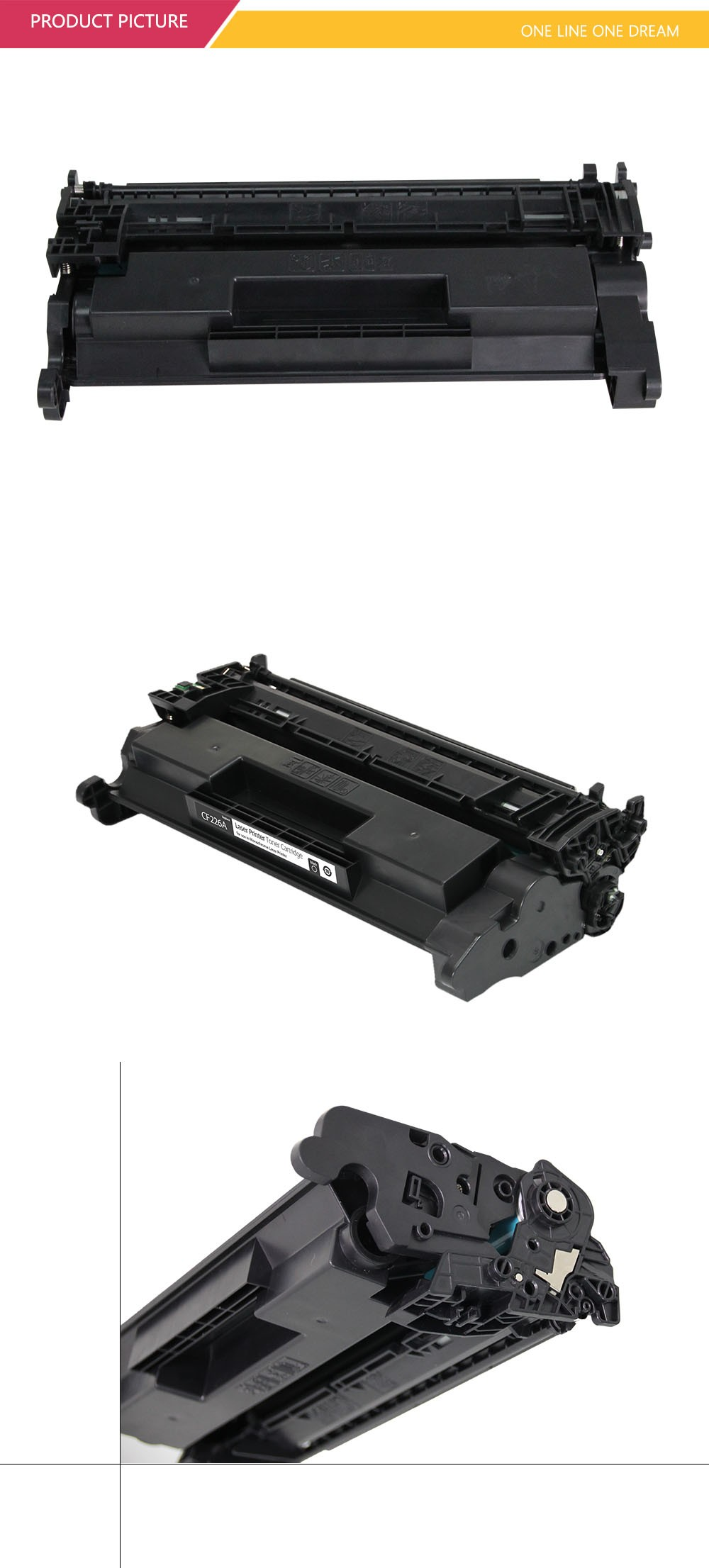 ASTA CF226A for HP LaserJet Pro M402 MFP M426 printer in factory price