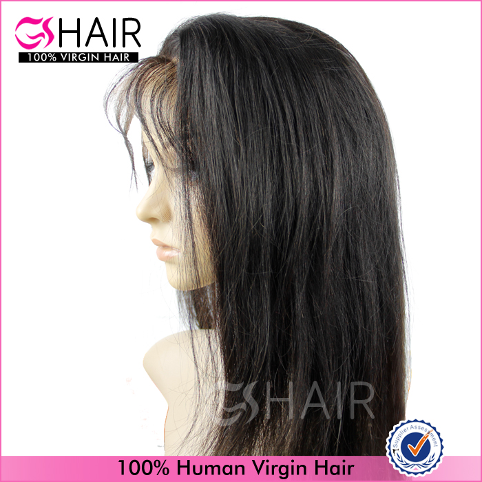 Hight quality products cheap full lace wigs human hair bulk buy from china