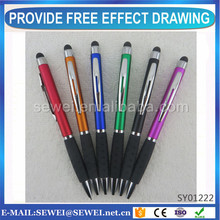 2017 New design metal touch pen with Long Service Life