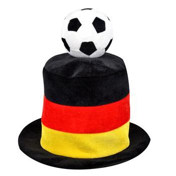 0d50c4619d2 Polar Fleece Football Hats Beer Bucket Hat Crazy Hat For Football Fans Hat