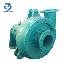 high quality 8 inch centrifugal diesel dredging mining slurry sand suction pump sale