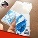Custom Printing 100% Waterproof Washable Plastic Pvc Poker Playing Card in plastic clear box