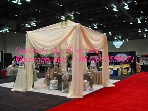 Wedding Ceiling Draping, Wedding Ceiling Draping Kits, White Wedding  Backdrop