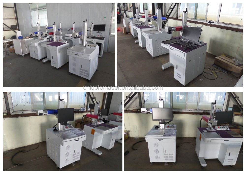 PHILICAM 10w 20w laser glass engraving machine/fiber laser marking machine metal laser marking