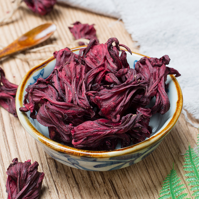 Wholesale Dried China Roselle Flower Natural Flower Tea - 4uTea | 4uTea.com