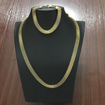 Simple Heavy 316l Stainless Steel Gold Designs Watch Chain Long Chain Necklace Bracelet Jewelry Set For Men And Women Buy Long Chain Necklace Gold Necklace Set Designs Necklace Chain Product On Alibaba Com
