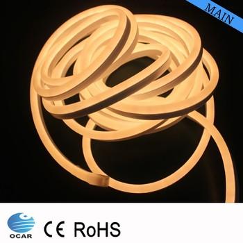 12 V Oranje Led Neon Flex Lichtslang Led Slang Verlichting - Buy Led ...