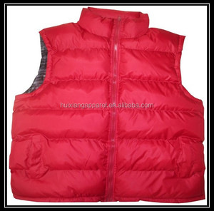 new wholesale fancy man winter cheap heated vest