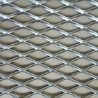 Stainless steel expanded metal wire mesh fabric metal mesh curtain