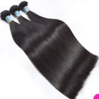 Wholesale indian hair in india ,grade 7a virgin hair extensions ,cuticle aligned hair from india